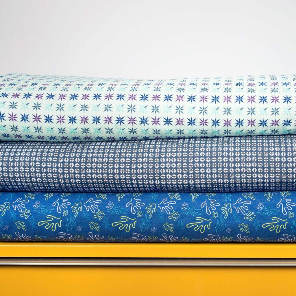 couvertures en coton biologique